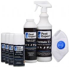 Cluster Fly Treatment Pack (with Foggers)